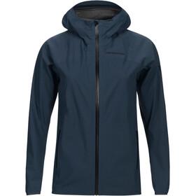 Peak Performance Eastlight Jacket Dame blue steel